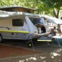 Immaculate Condition 2013 Jurgens Penta Caravan 4 sale
