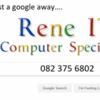 Just Google Rene IT Computer Specialists