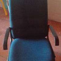 Office chairs ,(2)