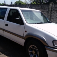Isuzu KB 280 DT LX in good condition