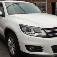 2013 Volkswagen Tiguan 1.4 TSI B/MOT TREN-FUN  (118KW) for sale in Gauteng