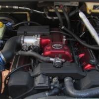 MAHINDRA BOLERO 2005 WITH LEXUS MOTOR  4X4