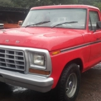 1976/1978 ford f100