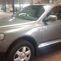 2006 Volkswagen Touareg 5.0 V10TDI TIP Immaculate condition with full service history and spare keys