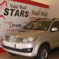 2012 Toyota Fortuner III 3.0 D-4D Raised Body Auto