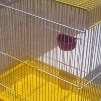 Bird Cage 450x450x300