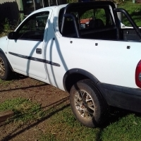 opel corsa bakkie for sale