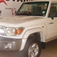 2013 Toyota Land Cruiser 79 4.2D Pick UP Single Cab
