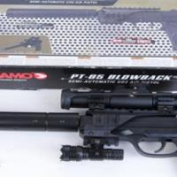 Gamo, Pellet Gun Pistol .177, Co2,  PT85 Tactical.