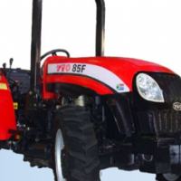S2199 Red YTO 85F 59kW/80Hp Orchard 4X2 New Tractor