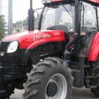 S2189 Red YTO 1104 CAB + A/C 81kW 4x4 New Tractor