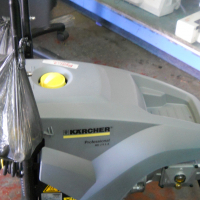 Karcher Professional High Pressure water jet cleaner