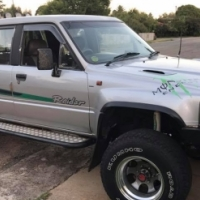 1993 Toyota Hilux 2.2 4y