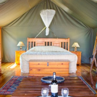 Jackalberry Ridge, the Ideal African safari.