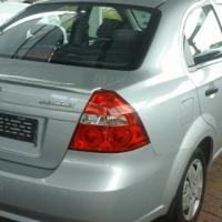 2010 Chevrolet Aveo 1.6 Ls