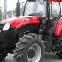 S2190 Red YTO 1104 CAB + A/C 81kW/108Hp 4x4 New Tractor