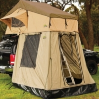 Ironman Rooftop Tent