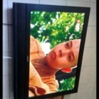 42 Inch Sinotec tv with remote