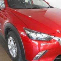Mazda CX-3 2.0l dynamic manual demo