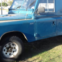 1989 Land Rover 3 series