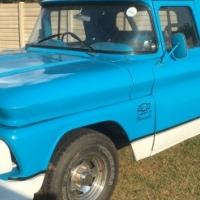 1963 Chev Fleetside V8