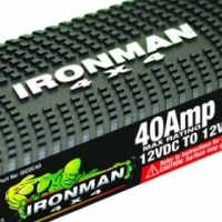 Ironman 4x4 40amp Intelligent DC to DC Battery Charger