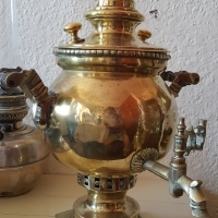 Brass Russian Samovar