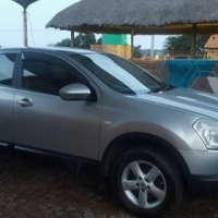 2008 nissan qashqai 2.0 manual 6Speed