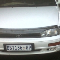 Camry 2200sei in good running condition. fully licenced.to swop for twin cab or sale.