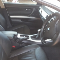 BMW 320i, Excellent running condition, 2009 model, 6 SPEED, MANUAL