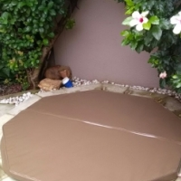 Quality Brand New Jacuzzis, Jacuzzi PVC Hard Top Covers