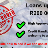 Debt Consolidation Loans up to R200 000- Consolidate Your Debt Today