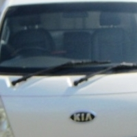 2008 kia k2700 bakkie very clean with high volume canopy