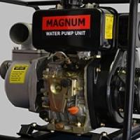 """Magnum Diesel 2"""" Water Pumps with 4hp diesel engine. Vat included"""