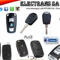 Worn out key casing? Need your key cut? ~ Electrans SA