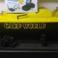 Carp bait boat
