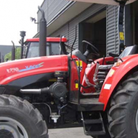 S2181 Red YTO 804 59kW/80Hp 4x4 New Tractor