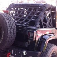 Jeep Wrangler Cargo Nets & Accessories