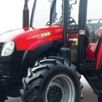 S2185 Red YTO 904 CAB + A/C 67kW/90Hp 4x4 New Tractor