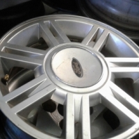 Ford icon and Bantam mag rims size 14 still in good condition