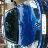 Renault cleo 3 2007 model manaual, elect windows, power steering r65000
