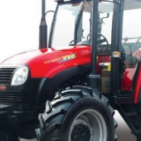 S2187 Red YTO 904 CAB + Wet Clutch 67kW/90Hp 4x4 New Tractor