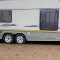 Jurgens Exclusive Caravan, 2003 model