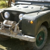 Landrover Series One
