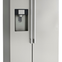Haier Side by Side with ice maker & water dispenser