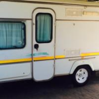 1996 Gypsey Regal Caravan