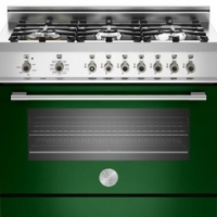 Bertazzoni full gas freestanding 50% discount (limited stock)
