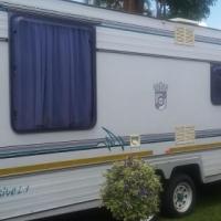 Jurgens Exclusive caravan for sale