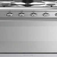 Smeg 60cm full gas - 18% discount
