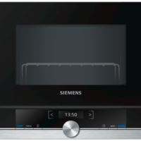Siemens built-in microwave with grill - 20% discount